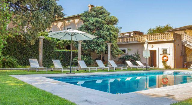 The Doric Villa